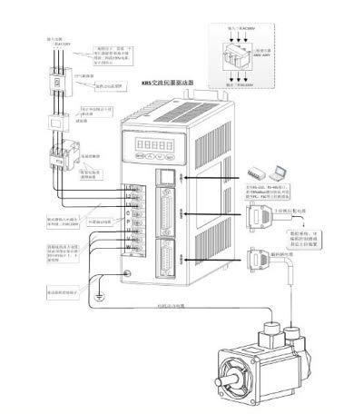 Gowe 130st M15015 Ac Servo Motor 15n M 2 3kw Servo Driver Set