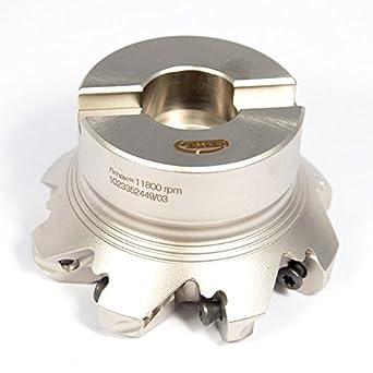 Hertel Indexable Milling Cutter 3 Hmc546r 3 00 08 06 200 6000443 Amazon Com Industrial Scientific