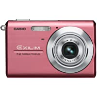 Casio Exilim EX-Z75 7.2MP Digital Camera with 3x Anti Shake Optical Zoom (Pink)