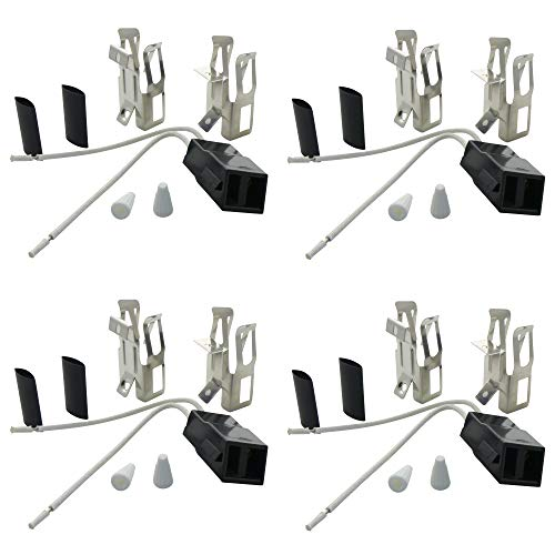 Endurance Pro 4 Pack 00873 Universal Element Receptacle Block Kit Replacement for ()