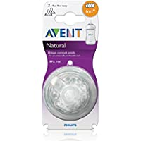 PHILIPS AVENT Natural Teat Fast Flow