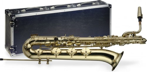 Levante LV-BS4105 Eb baritonsaxofoon met softcase