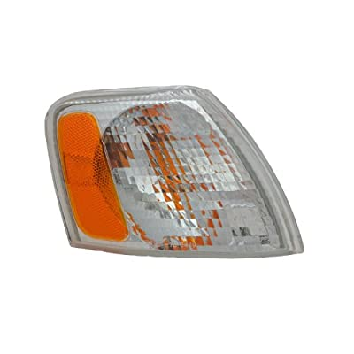 TYC 18-5449-90-1 Compatible with Volkswagen Passat Front Right Replacement Side Marker Lamp: Automotive