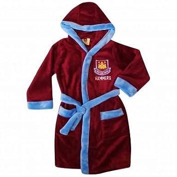 West Ham Kids Dressing Gown Unisex Adult Amazoncouk Sports