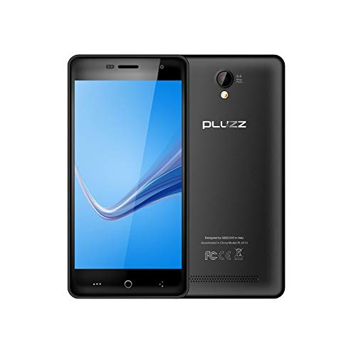 ((New) 4.0 inch Dual Quad Cell Phone Android 8GB Dual SIM Mobile Phone, high HD Resolution, high Color Saturation (Black))