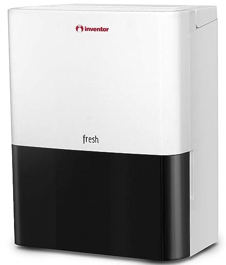 Inventor Fresh 12L, Deshumidificador Portátil con Refrigerante ...