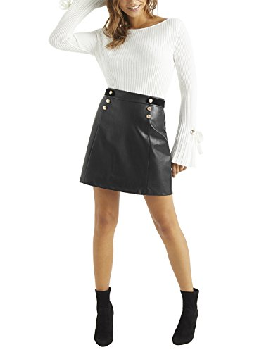 Silk Twill Pleated Skirt - 2