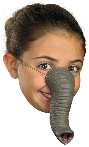 Elephant Nose with Elastic Strap