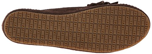 chocolate Shy Slip Women's Sanuk Us Anne on Loafer 7 M YwHT5qT