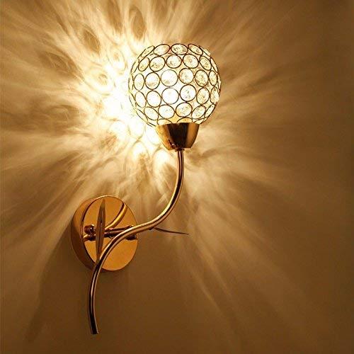 Eeayyygch Minimalistische Wandleuchte E26   27 Base Wandleuchte Nachttischlampe Schlafzimmer Wohnzimmer Wände Ideen LED Treppen Gang 29