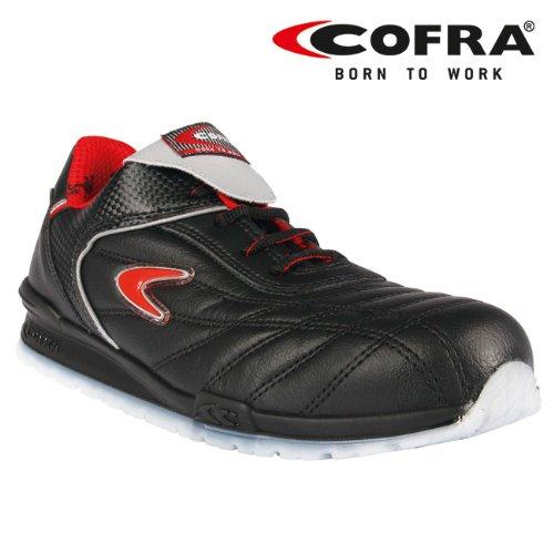 Cofra Towns O1SRC fo–zapatos de seguridad talla 40NEGRO