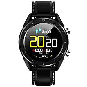 Calorie Counter, Fitness Tracker HR Smart Watch Activity Tracker, with Waterproof Smart Heart Rate Monitor, Fitness Band Step Counter, Pedometer Watch for Kids Women and Men