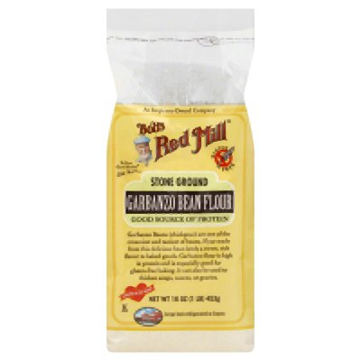 (Stone Ground Garbanzo Bean Flour 16 Oz Pkg (Pack of 4) - Pack Of 4)