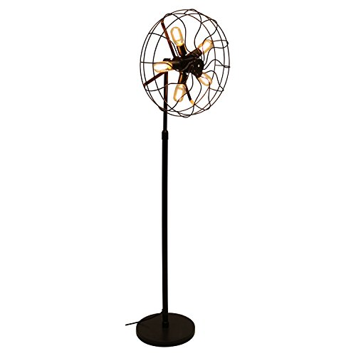 WOYBR LS-L-OSCFLR AN Metal, Electrical Ozzy Floor (Lumisource Contemporary Floor Lamp)