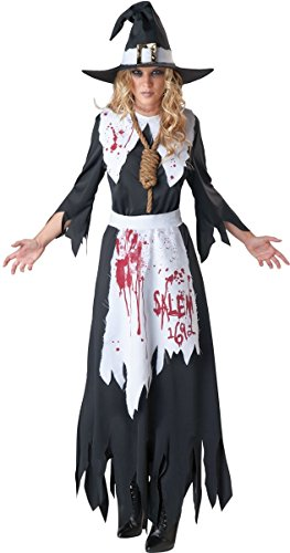 [Salem Witch Costume - X-Large - Dress Size 16-18] (Salem Witches Costumes)