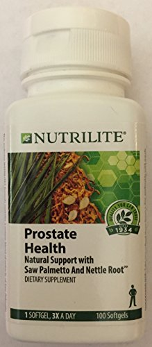 Nutrilite Palmetto Nettle Root Softgels product image