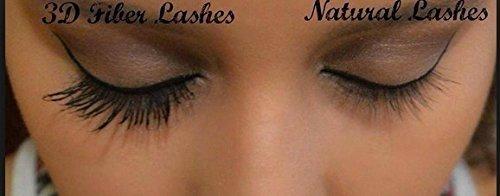 Amazon.com: 3D Fiber Lash Mascara-Hypoallergenic, Voluminous ...