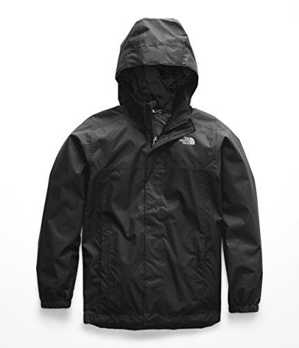The North Face Kids Boy's Resolve Reflective Jacket (Little Kids/Big Kids) TNF Black Large ()