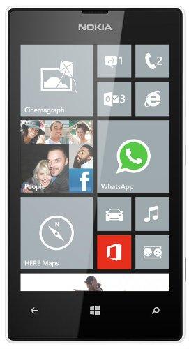 1674 opinioni per Nokia Lumia 520 Smartphone, White [Italia]