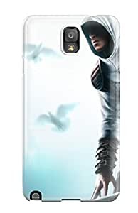 Premium Galaxy Note 3 Case - Protective Skin - High Quality For Assassins Creed