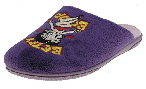 Beppi Slippers Slippers with warm and comfortable inner lining Purple - Purple 7K3eYtI