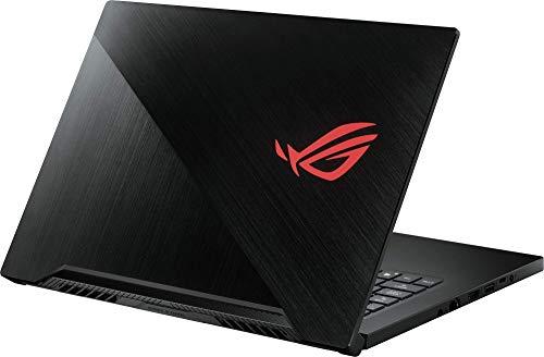 "ASUS ROG Zephyrus G GA502DU-BQ015 - Portátil Gaming de 15,6"" FullHD (Ryzen 7 3750H, 8GB RAM, 512GB SSD, GeForce GTX1660Ti 6GB, Sin sistema operativo) Metal Negro - Teclado QWERTY español 3"