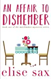 An Affair to Dismember (Matchmaker Mysteries) (Volume 1) by  Elise Sax in stock, buy online here