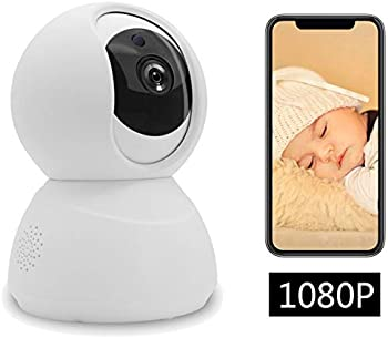 PopDesign-01 WiFi 1080P Home Security Smart Camera