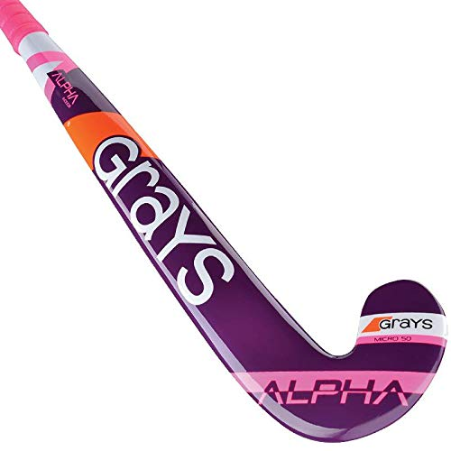 - Grays Alpha Junior Indoor Hybrid Field Hockey Stick