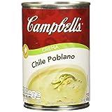 Campbells, Crema de Chile Poblano, 420 gramos