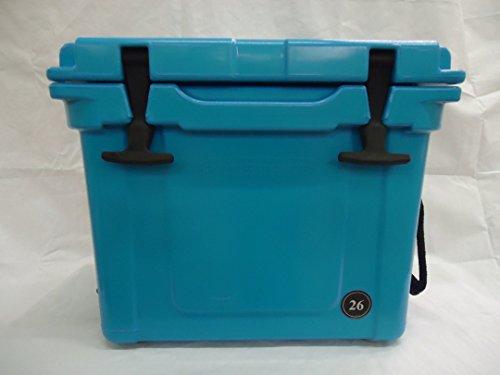 Frostbite Premium Cooler (26 Quart, Ocean Blue) (Ice Frostbite)