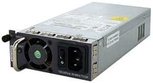 Huawei S37/27 500W AC - Fuente de alimentación (500W, 100 - 240V, 50 - 60 Hz, 1U, Network switch, Huawei S37/27) Negro, Acero inoxidable