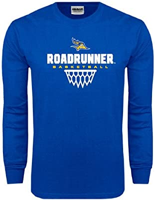 newest collection c7cff 642d8 Amazon.com : Cal State Bakersfield Royal Long Sleeve T Shirt ...