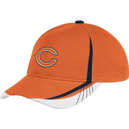 Reebok Chicago Bears Women's Player Draft Hat Adjustable (Reebok Bears)