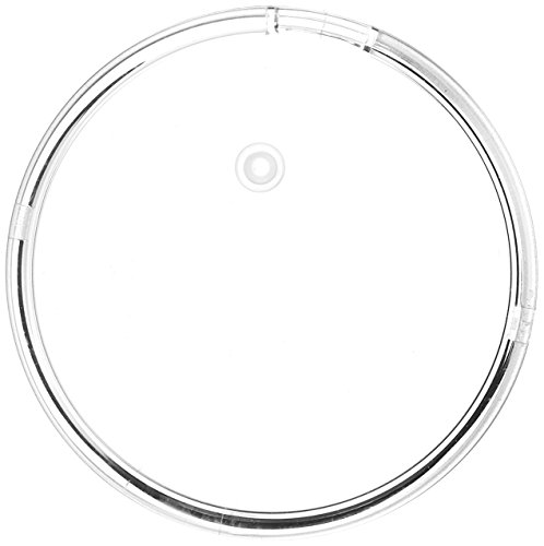 Yellow Jacket 49100 80 mm Replacement Crystal for Brute II Manifolds ()