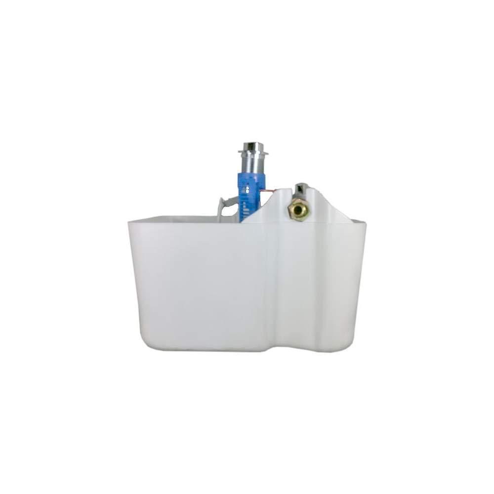 Ensemble caisse plastique anti-condensation alimentation lat/érale VENETO D961142AA