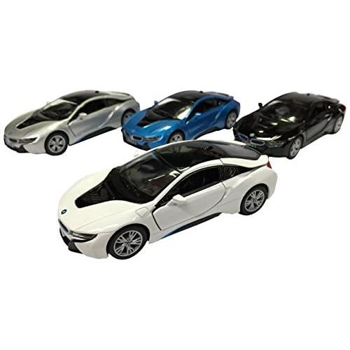Hot Sale 2017 Kinsmart Bmw I8 1 36 Scale Super Car 4 Piece