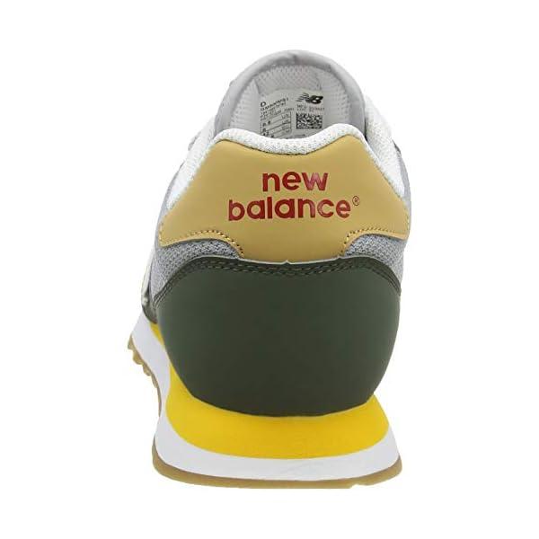 New Balance Men's 500 Beach Cruiser Pack Sneaker - Flavixdeals.com
