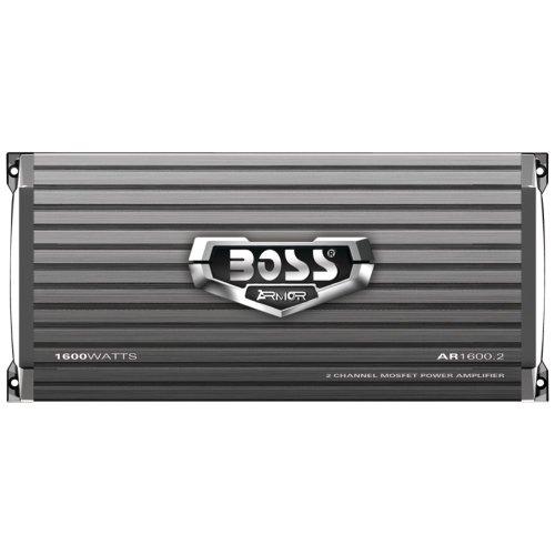 BOSS Audio AR1600 2 Bridgeable Amplifier