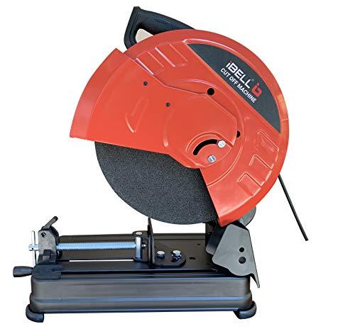 iBELL CM35-24, 14 Inch, 2400W, 3900RPM, 50Hz Cut Off Machine with Blade - 6 Months Warranty 1