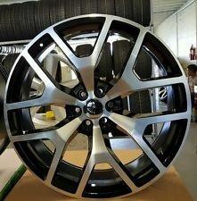 Amazon Com 26 Inch Gmc Sierra Wheels Rims Fit Chevy Gmc Nissan