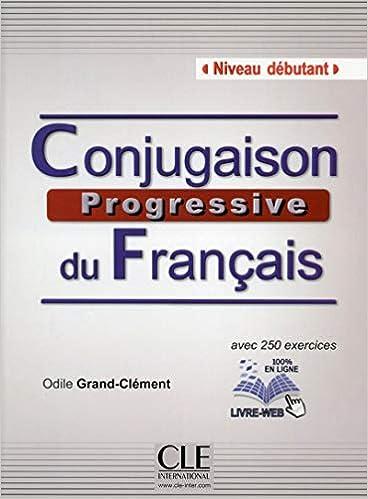 Conjugaison Progressive Du Francais 2eme Edition Livre
