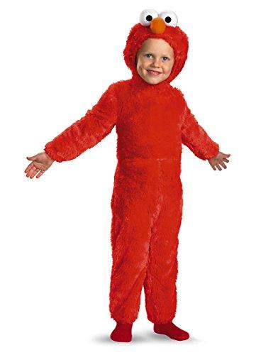 Elmo Comfy Fur Costume - Medium -