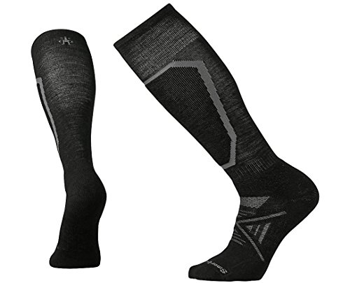 Smartwool Men's PhD Ski Medium Black 1 Small