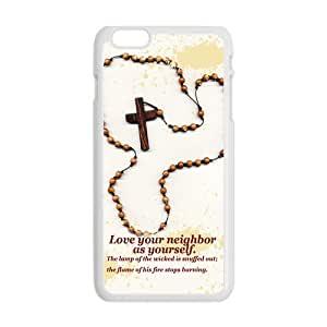 Cool Painting catholic funeral Phone Case for Iphone 6 Plus