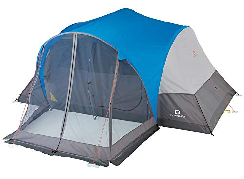 Outbound 8 Person Dome Tent with Screen Porch