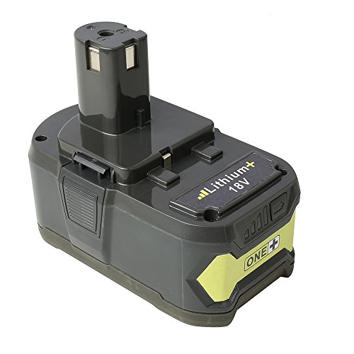 Flylinktech One+ 18V 4.0Ah Li-ion Batterie Pour RYOBI P107 P108 P102 P103 P104 P105