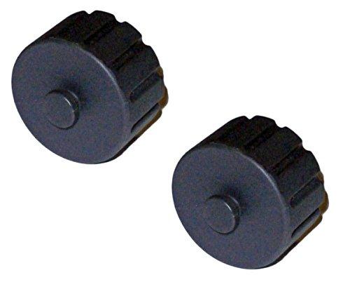 Ridgid R4007 R4010 Tile Saw (2 Pack) Replacement Drain Plug # 080009005002-2PK