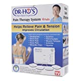 DR-HO's PAIN THERAPY SYSTEM (4 pads)