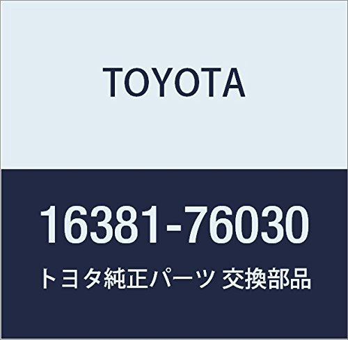 Toyota 16381-76030 Fan Belt Adjusting Bar